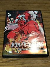 InuYasha - The Movie 4: Fire on the Mystic Island (DVD)