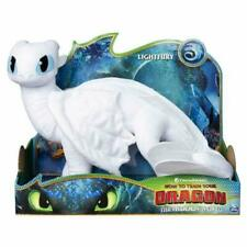 How to train your Dragon 14 inch Light Fury plush toy lightfury