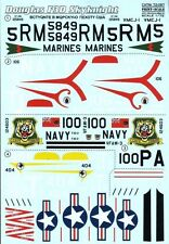 DECAL FOR DOUGLAS F3D SKYKNIGHT 1/72 PRINT SCALE 72-087
