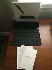 iPad Smart Keyboard Folio - 12.9 inch - 3rd and 4th gen. - Black MXNL2LL/A
