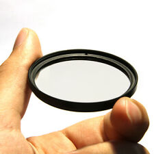 UV Ultraviolet Haze Filter Glass for Panasonic Lumix G 20mm f1.7 II ASPH. Lens