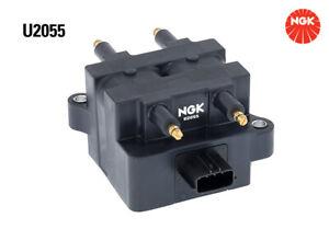 NGK Ignition Coil U2055 fits Subaru Liberty 2.0 (BE), 2.0 (BL), 2.0 (BP), 2.0...