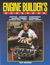 Engine Builder's Handbook-Maching-Assembly-Blueprinting-Reconditioning-Tools~NEW