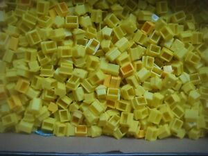 30 Original Monopoly Yellow Houses House Simpsons Etc Spares Replacement