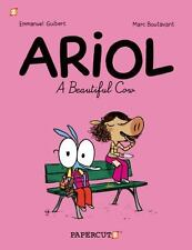 Ariol #4: a Beautiful Cow by Emmanuel Guibert (2014, Paperback)