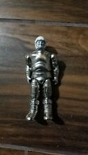 Vintage 1976 ZYLMEX Metal Man MAJOR MERCURY Diecast Astronaut Action Figure