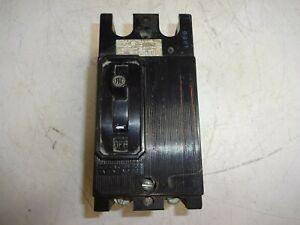 Ite Ee2-b100 Circuit Breaker 100amp 240vac 2pole