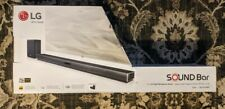 NEW LG SL4Y 2.1 Channel 300W Sound Bar with Wireless Subwoofer SEALED BOX 📦