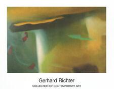 Abstraktes Bild by Gerhard Richter Art Print Abstract Poster 35.5x27.5
