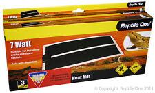 Reptile One R1-46528 Heat Mat Medium 7W 15x28cm Terrarium, Vivarium & Reptiles