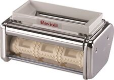 MARCATO ATLAS RAVIOLI attachment  dough sheeter acessory 150 Pasta Maker ITALY