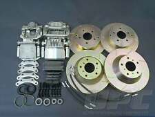 PK1 COMMODORE FITS VB TO VZ  BIG BRAKE KIT HSV SIZE PBR 330 MM TWIN PISTON PBR