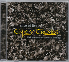 EMPTY TREMOR - SLICE OF LIVE CD MINT 20TH ANNIVERSARY ACOUSTIC EVENING