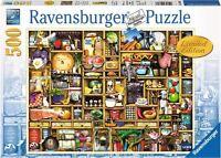 RAVENSBURGER*PUZZLE*500 TEILE*COLIN THOMPSON*KURIOSES KÜCHENREGAL*NEU+OVP