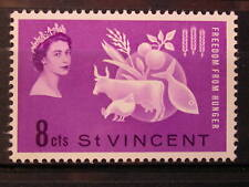 SAINT VINCENT '1963 ** MNH 185 YT 3,00 EUR FREEDOM FROM HUNGER,CONTRE LA FAIM