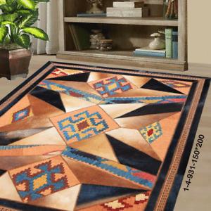 New floor rugs cowhide kilim rugs carpet patchwork Bohemian rugs online AU 1-4