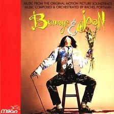 Rachel Portman BENNY & JOON Soundtrack/Score (CD 1993) and The Proclaimers