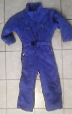 Girl's Size 6 COULOIR Purple One-Piece Insulated Snow / Ski Suit, Purple Quilted