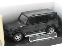 Cararama Hongwell Diecast Mercedes Benz G Class Black 1 43 Scale Boxed