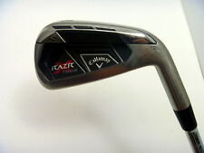 USED CALLAWAY RAZR X TOUR 6 IRON DYNAMIC GOLD S300 STEEL GOOD CONDITION RH