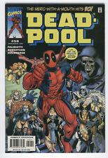 Deadpool #50 Wolverine Taskmaster VF
