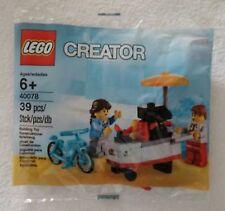 LEGO® Creator 40078 Hot Dog Stand Promo Neu & OVP limitiert selten