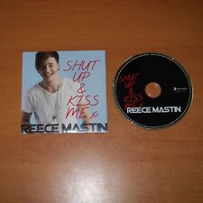REECE MASTIN - SHUT UP & KISS ME - AUSTRALIA CD SINGLE CARD SLEEVE
