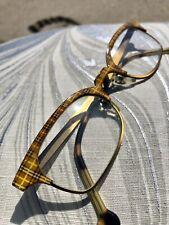 La Eyeworks Swell Retro Vintage Rare Plaid Frames Glasses Sunglasses Celebrity F