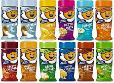 PACK of 12 Flavors KERNEL SEASON'S Movie HUGE Popcorn Seasoning Variety Sampler