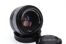 Minolta AF 50 mm 1:1 .7 Standard Objectif lens Digital Sony Alpha A-Mount a99 a77