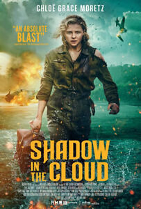 SHADOWS IN THE CLOUDS (2020) DVD BRAND NEW STILL SEALED FREE SHIPPING