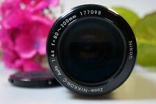 Nikon nikkor.c auto 80-200mm 4.5 ai (B -)