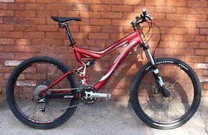 Specialized Stumpjumper FSR Elite Disc Mtn bike - Large - XT XTR - FOX - ExcCond