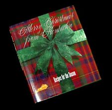 Merry Christmas from Kentucky Southern Cookbook Fast Easy Holiday Dishes & Gifts
