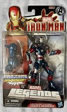 Hasbro Marvel Legends Lieutenant Colonel James Rhodes Iron Monger Series Figure
