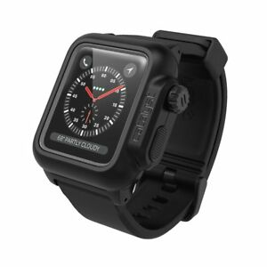 Catalyst case Waterproof for Apple Watch 2,3 42mm - BLACK - CAT42WAT3BLK