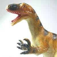 Vintage Soft Plastic Jumbo Dinosaur Tyrannosaurus T Rex 22 Inches