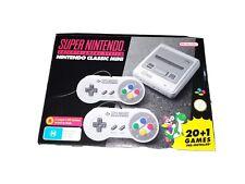 Super Nintendo SNES Classic Mini. Collectors Item.