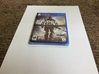 Sniper: Ghost Warrior 3 (Sony PlayStation 4, 2017) ps4 new