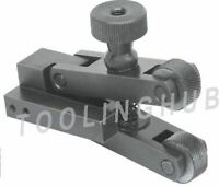 V Clamp Type Knurling Tool Holder 5-20mm Capacity For Mini Lathe