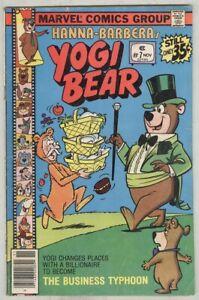 Yogi Bear #7 November 1978 VG
