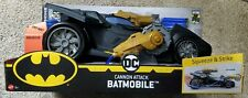 """Batman Knight Missions Air Powered Cannon Attack Batmobile 16"""" Vehicle Missile"""