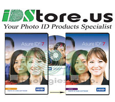 HID Asure ID 7 Solo Edition upgrade to Express Edition ID Card Software