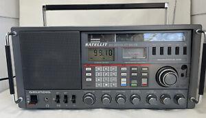Grundig Satellit 650 International/EUC/ Radio/Working/free Shipping