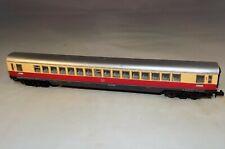 N Scale Arnold rapido DB 1st Class Red & Cream Passenger Car