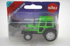 SIKU 1038 DEUTZ DX 6.31 Tractor with FRONT LOADER MINT on Card