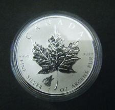 2016 Canada $5 1oz Wolf Privy Mark Silver Maple Leaf coin Wild life series