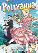 Pollyanna Illustrated Classics Light Novel english paperback new