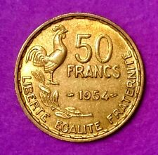 50 FRANCS 1954 Guiraud (Splendide) F.425/12 - SPL