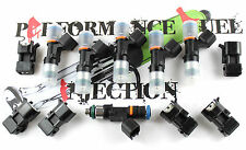 6 NEW 650cc Bosch EV14 Fuel injectors BMW E46 E39 Z3 Z4 M54 3 & 5 Series